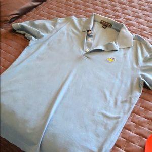 Masters golf shirt